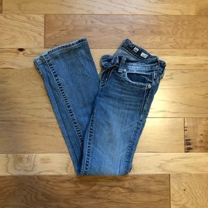 Miss Me Boot Cut Jeans (Size 26)